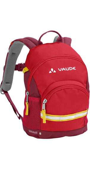 VAUDE Minnie 5 Daypack energetic red